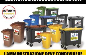 """M5S San Vito: """"quale futuro per la gestione dei rifiuti?"""""""
