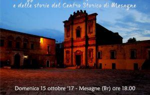 Storie da Scoprire: passeggiata serale alla scoperta dei racconti e delle storie del Centro Storico di Mesagne