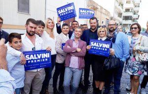 Salvini cresce in Puglia con l'adesione degli ex fittiani Marti e Altieri