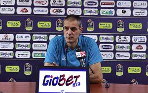 Esonerato coach Dell'Agnello