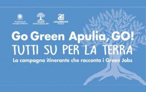 Tutti su per la Terra: a Cisternino la campagna di Legambiente che racconta i Green Jobs