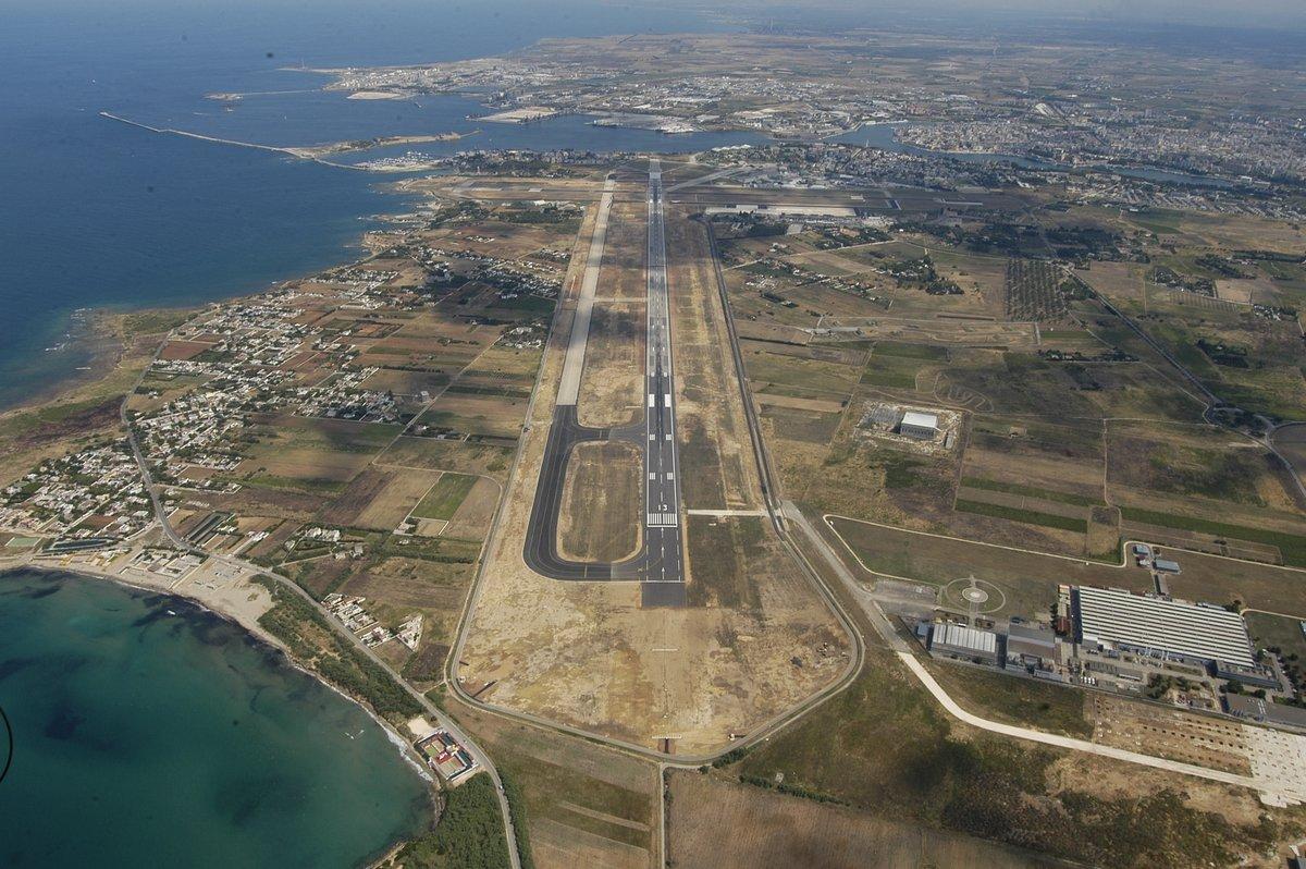 Aeroporto Brindisi : Collegamento ferrovia aeroporto forum u cil nuovo progetto