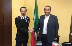 L'On. Ciracì (Direzione Italia) ha incontrato i nuovi vertici provinciali di Carabinieri e Finanza