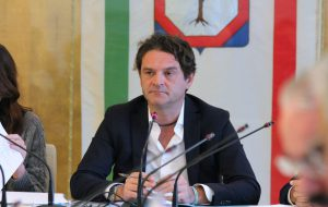 """Zona franca Doganale, Amati: """"Un viaggio due servizi. Localizzazione Capobianco chiude polemica anche su serbatoio Edison. Ora a lavoro"""""""