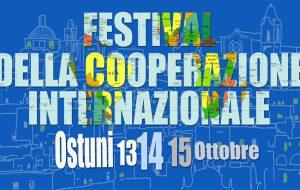 Tutto pronto ad Ostuni per la prima edizione del Festival della Cooperazione Internazionale