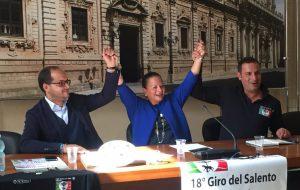 Torna il Giro del Salento: Da Lecce ad Oria per dire No alla violenza sulle donne