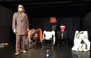 A Mesagne due stage di clownterapia condotti da Ian Algie