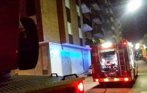 Fuga notturna di gas: evacuato condominio