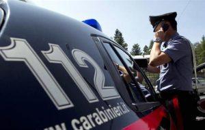 Anziana cade in casa e si frattura il femore: salvata dai Carabinieri