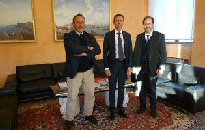 Logistica, economia e ZES: il presidente dell'AdSP incontra il Console generale e il Console onorario di Francia