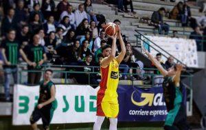 Altro importante arrivo in casa Dinamo Basket Brindisi: dalla serie C arriva Andrea Longo