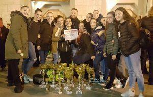 Tantissimi premi per l'Artelier della Danza di Brindisi al Dancing Festival di Salerno