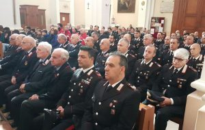 L'Arma dei Carabinieri ha celebrato la Virgo Fidelis