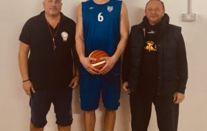 La Cestistica Ostuni firma il centro bulgaro Krum Doychinov