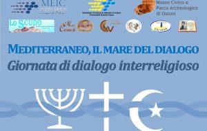 Mediterraneo, il mare del dialogo: ad Ostuni una giornata di dialogo interreligioso
