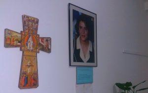 Il salone della parrocchia Santa Maria delle Grazie dedicato a Teresa Lapenna