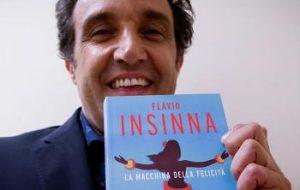 Flavio Insinna apre la Stagione del Teatro Roma di Ostuni