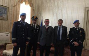 Visita in Prefettura dell'Assistente al Segretario Generale (ASG) di Orolsi, Mr. Alexander Zouev