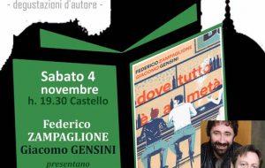 Un Castello di Libri: sabato 4 Federico Zampaglione a Ceglie Messapica