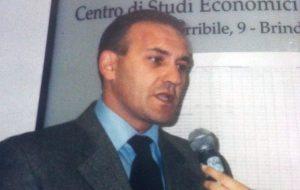 Claudio Niccoli nominato coordinatore Provinciale di Idea