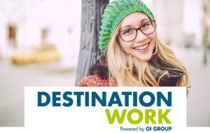 """Il progetto """"Destination Work"""" per l'Istituto Giorgi di Brindisi"""