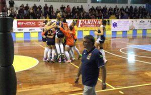 La Damiano Spina Oria supera 3-0 l'Antoniana Pescara