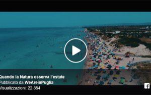 TRAVEL. ENJOY. RESPECT. La Puglia è di tutti: lo splendido video girato al Parco Dune Costiere