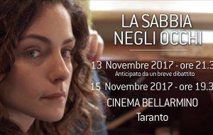 """Esce al cinema """"La Sabbia negli occhi"""", il nuovo film di Alessandro Zizzo"""