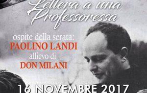 """A San Michele si presenta """"Lettera ad una professoressa"""", il manifesto di Don Milani"""
