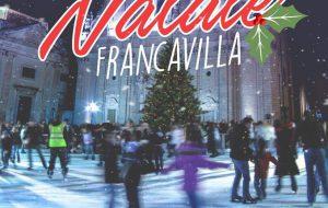 Prima i mercatini, poi la pista di ghiaccio: Francavilla in fermento per il lungo periodo di Natale