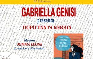 """Parole Oblique: Gabriella Genisi presenta a Mesagne """"Dopo tanta nebbia"""""""