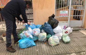 Beccati altri incivili: stamattina oltre 1000 euro di multa per conferimenti rifiuti fuori da ogni regola