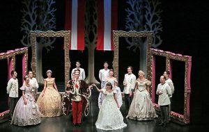 """BrindisiClassica: giovedì 23 il musical """"La Principessa Sissi"""" al Nuovo Teatro Verdi"""