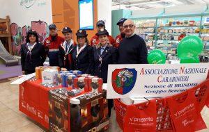 L'Associazione Nazionale Carabinieri di Brindisi per Telethon