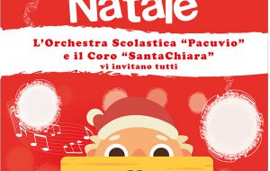Martedì 19 alla Cattedrale il concerto degli alunni dell'I.C. Santa Chiara di Brindisi