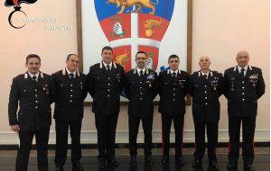 I Carabinieri di Brindisi ricevono un encomio solenne per l'Operazione Omega