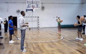Mens Sana Mesagne e Coop Rinascita insieme per integrare i giovani migranti con il gioco del basket