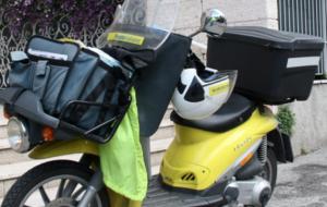 E' allarme sui furti degli scooter di Poste Italiane
