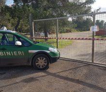 Sversamento illegale di rifiuti da frantoio: sequestrata area agricola di 300 metri quadri