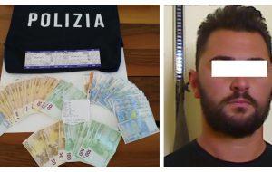Frequenta centri scommesse e tira cocaina nel periodo di affidamento in prova ai servizi sociali: torna in carcere