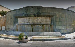 Fontana dell'Impero: occhio al restauro! Di Guido Giampietro