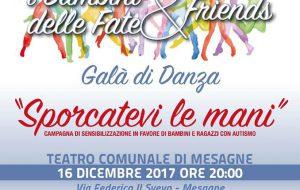 """Domani al Teatro Comunale di Mesagne il galà di danza """"I Bambini delle Fate & Friends"""""""