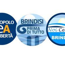 """Brindisi Prima di tutto, Noi Centro ed Idea: """"Brindisi ha bisogno di serenità"""""""