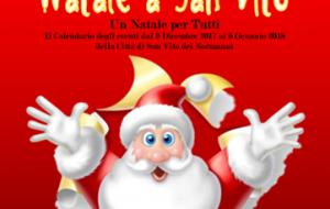 Natale a San Vito: al via la rassegna degli eventi natalizi 2017