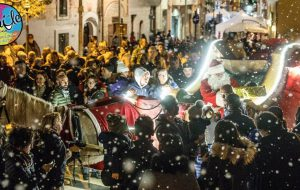 Lunedì 18 il Natale dei Bambini a Villa Castelli