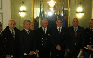 Consegnate le Onorificenze dell'Ordine al Merito della Repubblica Italiana