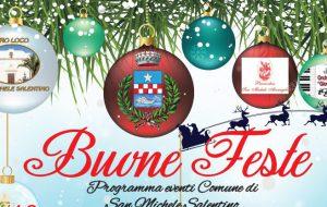 Oggi parte la rassegna degli eventi natalizi di San Michele Salentino