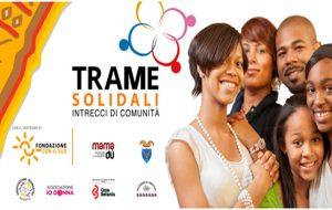 """""""Trame Solidali"""", Venerdì 5 Aprile l'evento finale"""