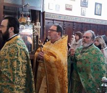 Conclusa la visita pastorale del Metropolita Ortodosso Gennadios