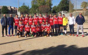 Gli Allievi dell'Asd Sporting Academy Sporting Latiano vincono il girone provinciale con tre giornate di anticipo